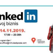linkedin, radionica, biznis, freelancer